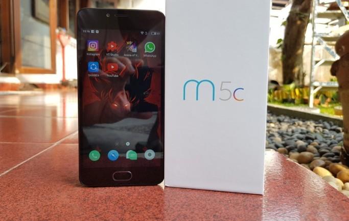 Meizu M5c Chính Hãng Siêu mỏng nhẹ - Ram 2GB