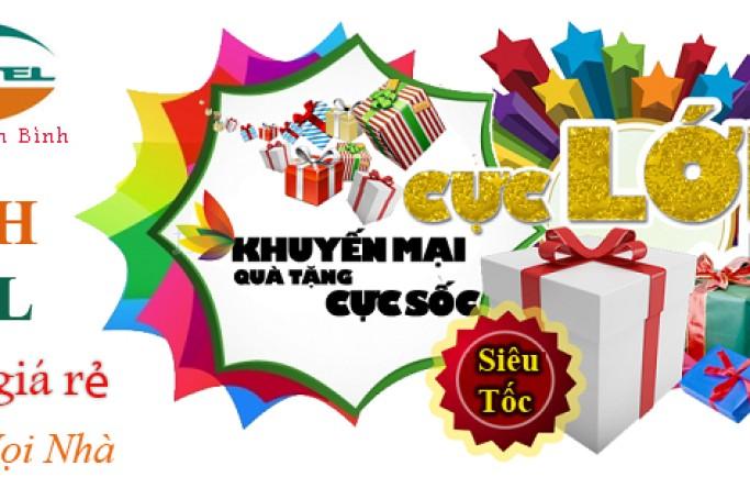 Miễn phí lắp mạng cáp quang Viettel tại quận Tân Bình