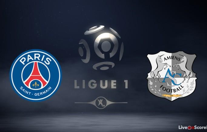 Nhận định PSG vs Amiens , 22h00 ngày 20/10: Giải VĐQG Pháp 2018-19