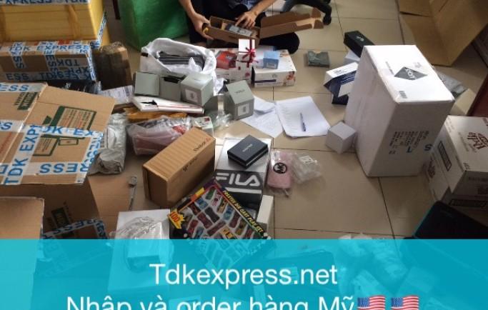 Nhận order hàng thực phẩm chức năng GNC từ Mỹ về Việt Nam