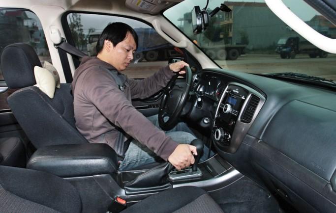 Những lỗi thường gặp ở thắng tay xe hơi