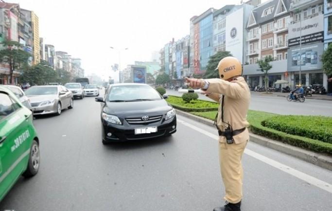 Những lỗi vi phạm giao thông thường gặp khi lái xe