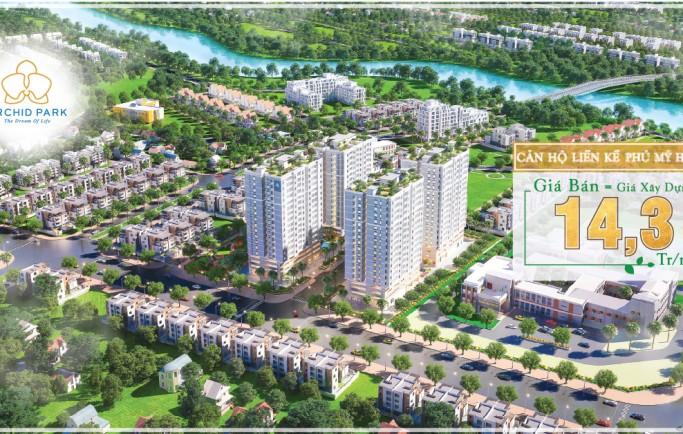 Orchid Park chung cư cao cấp hiện đại đẳng cấp thiết kế mở