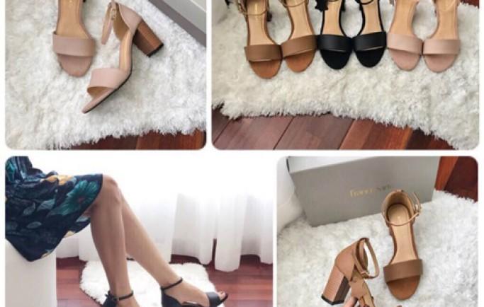 Phổ biến với những thiết kế giày mới tại A4 làm mưa gió trên thị trường