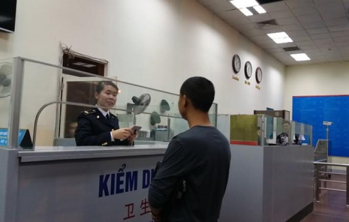 Phòng dịch cúm gia cầm, kiểm dịch gắt gao tại Cửa khẩu Quốc tế