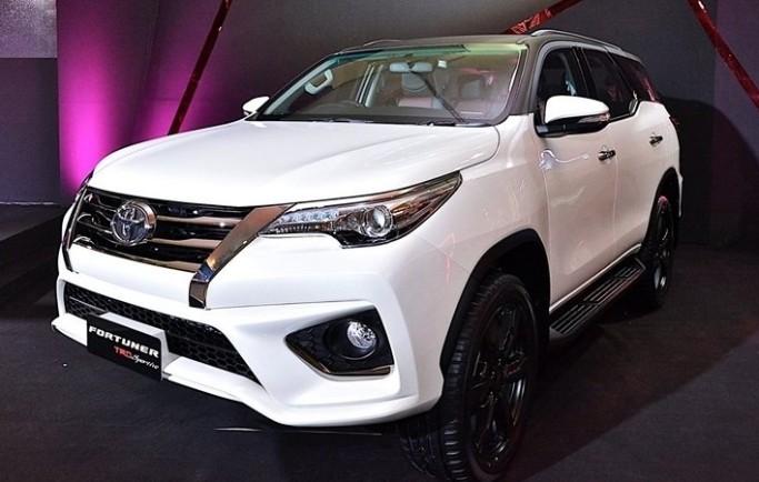Showroom Toyota Phú Mỹ Hưng