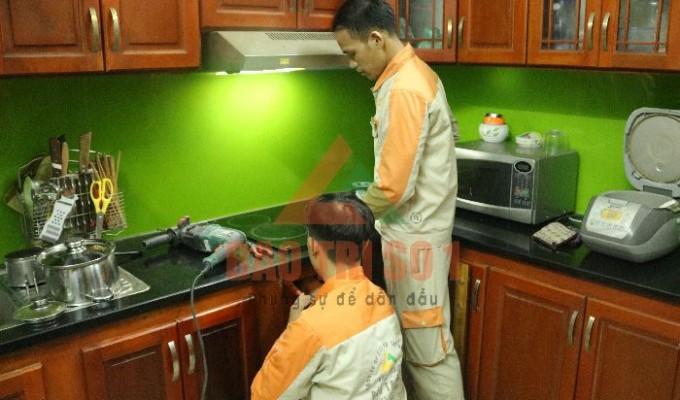 Sửa bếp từ tại nhà lỗi hết dứt điểm chi phí rẻ nhất thị trường nhé bạn