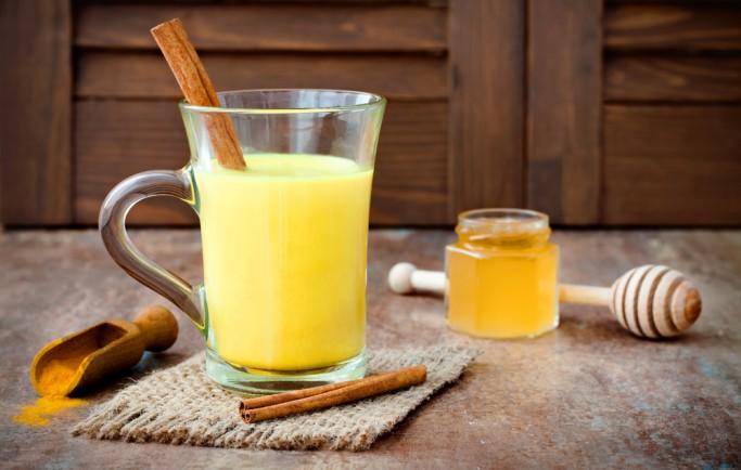 Sữa nghệ tác dụng tốt cho sức khỏe của bạn