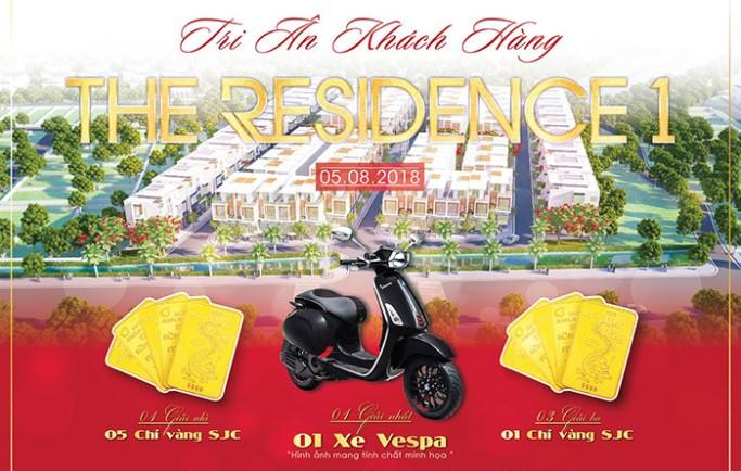 The Residence 1 Cùng Chương Trình Ửu Đãi Cho Khách Hàng