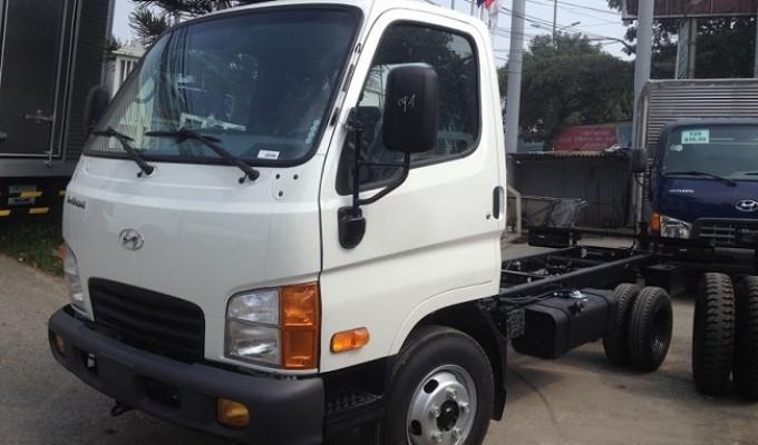 Thông số kỹ thuật xe tải hyundai n250sl thùng dài mới