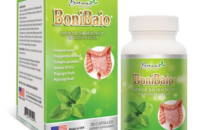 Thực phẩm chức năng bonibaio có công dụng như thế nào?