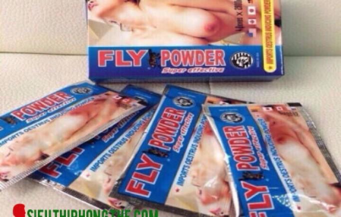 Thuốc kích dục dạng bột Fly powder mua ở đâu tại Vũng Tàu.