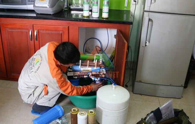 Tìm hiểu về phương pháp sửa chữa máy lọc nước nhanh nhất nhé