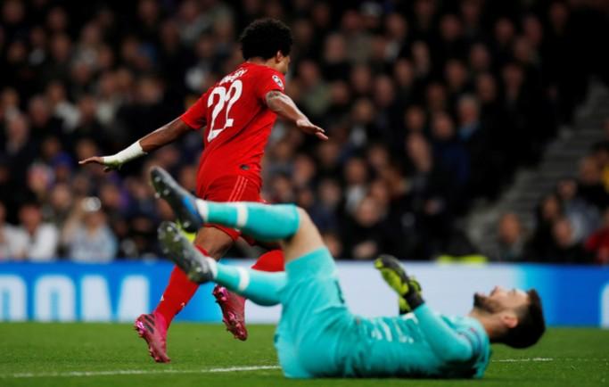 Tin từ 8live:Bayern Munich thắng hủy diệt 7-2, Tottenham sắp mất ngôi á quân