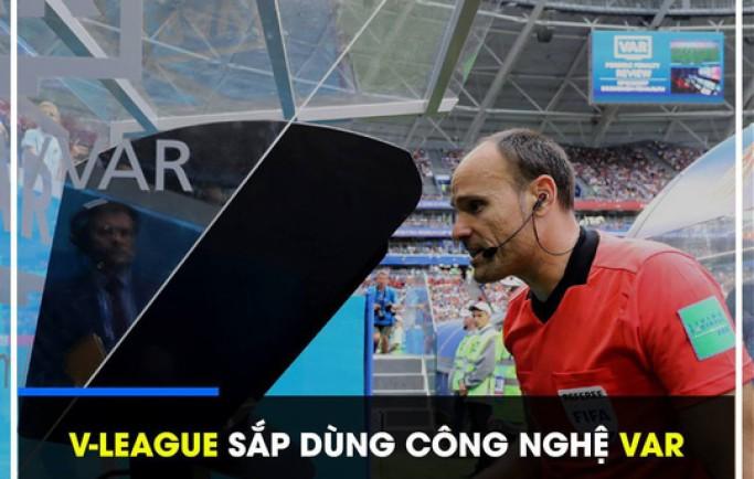 Tin từ 8live:BTC V-League mua xe để đặt thiết bị VAR