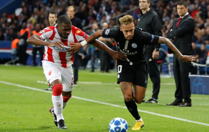 Tin từ 8live: PSG hồi sinh nhờ Neymar, Liverpool gục ngã trên đất Ý