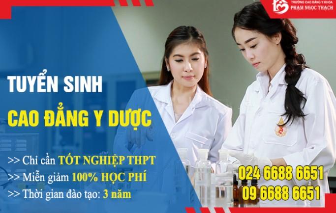Top các trường Cao đẳng Điều dưỡng tốt nhất Hà Nội