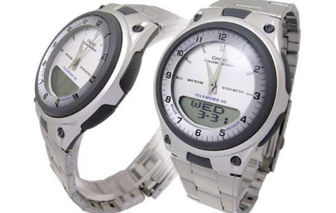 Trẻ trung với đồng hồ nam Casio AW-80D-7A2VDF