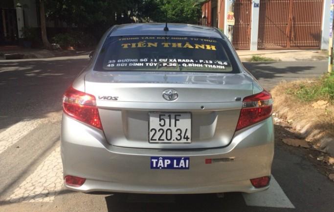 Trường dạy lái xe tại quận Tân Bình chất lượng nhất