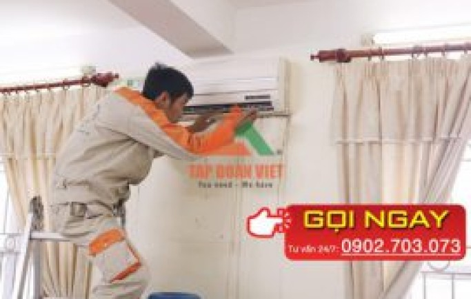 Tư vấn bạn dịch vụ sửa chữa - bảo dưỡng điều hòa trọn gói tại nhà