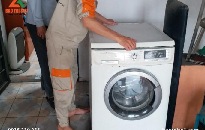 Tư vấn dịch vụ vệ sinh bảo dưỡng máy giặt tại nhà chuyên nghiệp