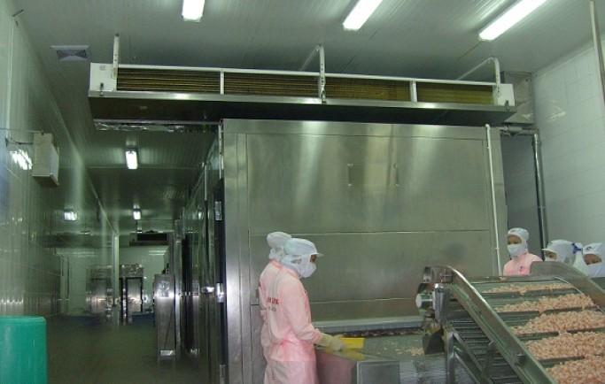 Tư Vấn Hệ thống điện điện lạnh kho lạnh bảo quản hải sản
