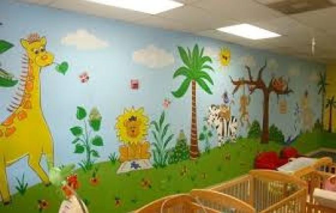 Vẽ tranh tường là gì? Có nên vẽ tranh tường cho không gian sống