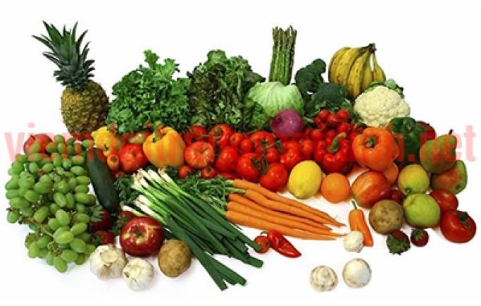 Viêm đại tràng nên ăn rau quả như thế nào?
