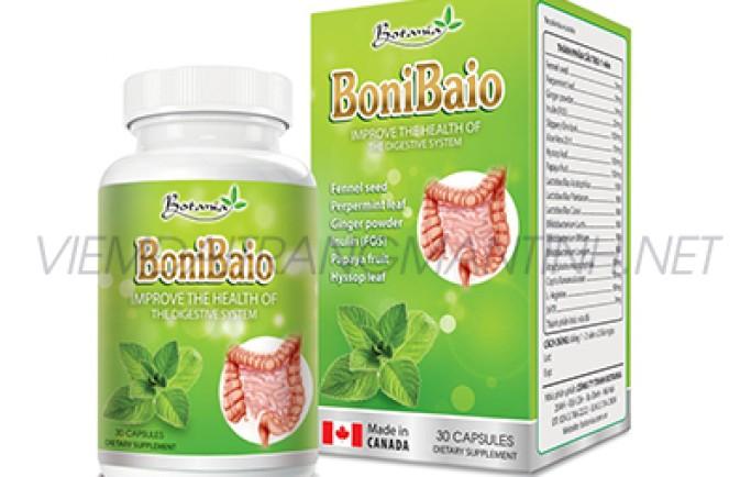 Với bonibaio bệnh viêm đại tràng không còn là nỗi lo