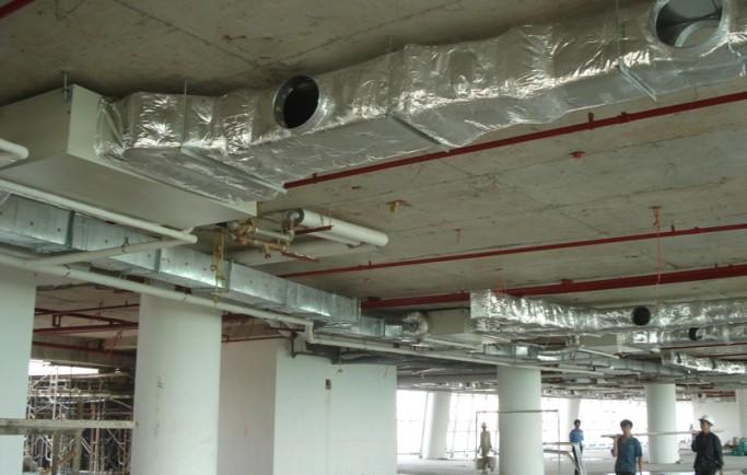 Xây dựng Hệ thống thông gió dành cho nhà ở thông thoáng
