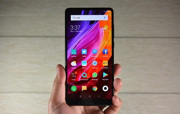 Xiaomi Mi MIX 2 - Xứng tầm đẳng cấp không viền