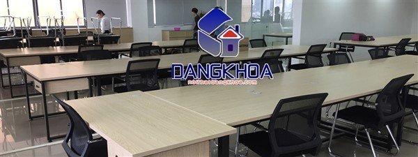 Mẫu ghế phòng họp sang trọng của nội thất Đăng Khoa