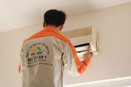 Khắc phục lỗi điều hòa tại nhà do thợ bảo trì số 1 thực hiện tại nhà
