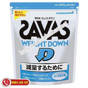 Khám phá sản phẩm giảm cân Savas Meiji vị sữa chua của Nhật Bản