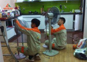 Sửa quạt điện tại nhà đảm bảo khắc phục lỗi hết