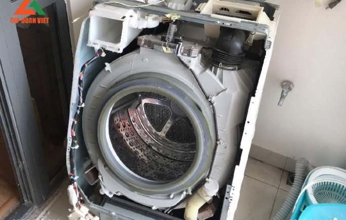 Dịch vụ sửa chữa máy giặt tại nhà lỗi hết dứt điểm ngay nhé bạn
