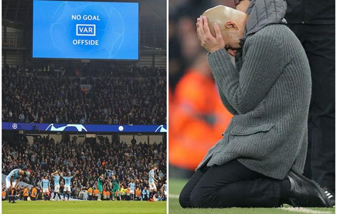 Fan 8live đưa tin:Sốc với phát biểu tục tĩu của Guardiola trước học trò sau trận thua Tottenham