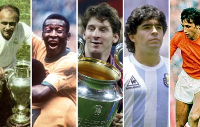 Huyền thoại Real xếp Messi ngang hàng Pele