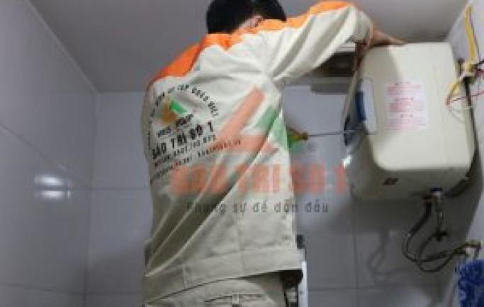 Nhận sửa bình nóng lạnh các lỗi ở Hà Đông hết lỗi nhanh nhất