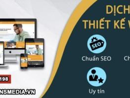 Thiết kế web chuyên nghiệp tại Vĩnh Phúc